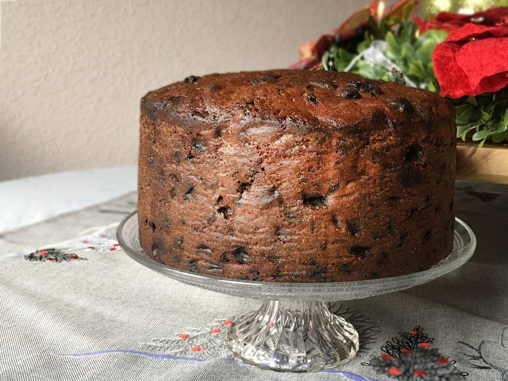Rich Christmas Cake