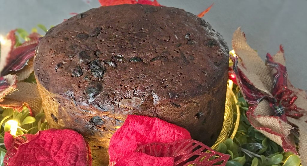 Rich Christmas Cake …