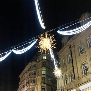 Christmas Date Night Lights