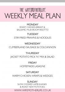 Meal Plan 2