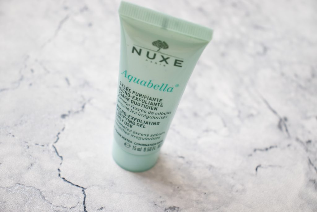 NUXE Aquabella ® Exfoliating Puryfying Gel