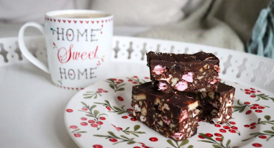 Dairy Free Rocky Road …